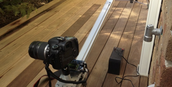 MOTION CONTROLLED DOLLY